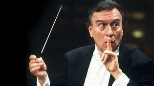 Claudio Abbado en 1997  (HERMANN WÜSTMANN / DPA / DPA/AFP)