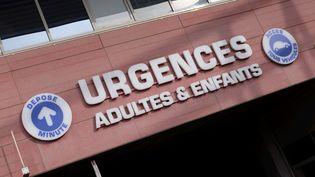 Les urgences d'un hôpital de Perpignan (Photo d'illustration). (CLEMENTZ MICHEL / MAXPPP)