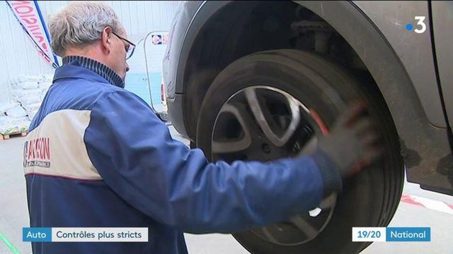 Automobile : les contrôles techniques seront plus stricts à partir du mois de mai 2018