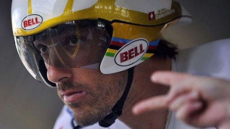 Le Suisse Fabian Cancellara