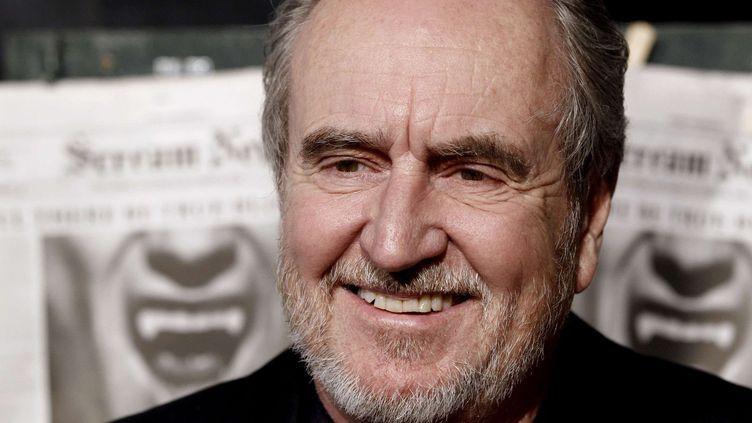 Wes Craven, le maître américain du film d'horreur (ici en octobre 2010)  (Matt Sayles / AP / SIPA)