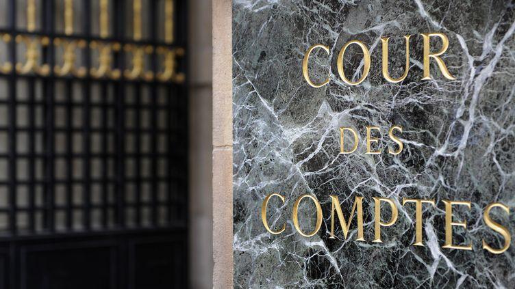 Dans un rapport publié le 11 juillet 2013, la Cour des comptes recommande de simplifier et de rendre plus cohérente l'organisation territoriale de l'Etat. (BERTRAND GUAY / AFP)