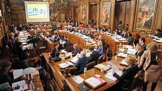 Un conseil municipal à Lyon, en 2010 (illustration). (PHILIPPON JOEL / MAXPPP)
