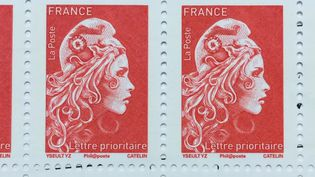 Le visage de la nouvelle Marianne a été dévoilé par Emmanuel Macron en Dordogne. (ARMEL BALOGOG / RADIO FRANCE)