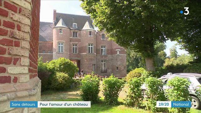 Patrimoine : à la découverte du château d'Esquelbecq
