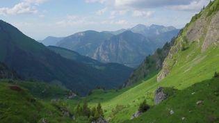 Découvrez les sommets de Haute-Savoie, dans les Alpes. (CAPTURE D'ÉCRAN FRANCE 3)