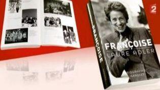 """Laure Adler signe """"Françoise"""", une biographie de Françoise Giroud  (Culturebox)"""