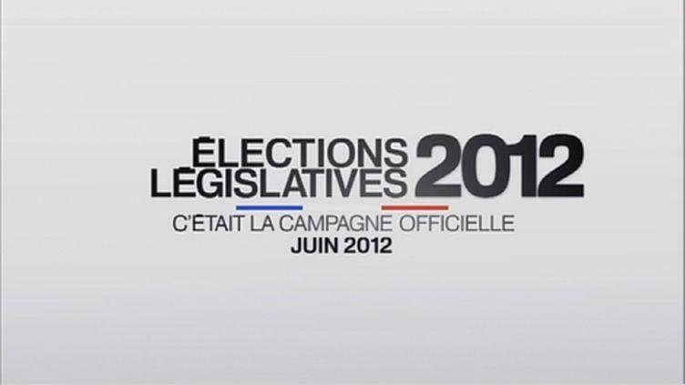Campagne officielle : l'émission longue du 15 juin 2012 (FTV)