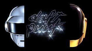 """L'animation Daft Punk sur le site dédié au nouvel album, """"Random Access Memories"""".  (Columbia)"""
