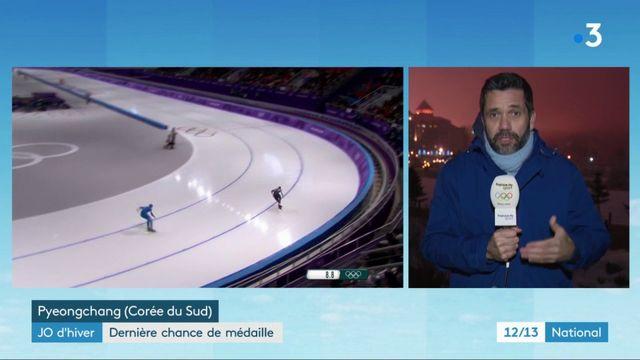 JO d'hiver : dernière chance de médaille pour les Français