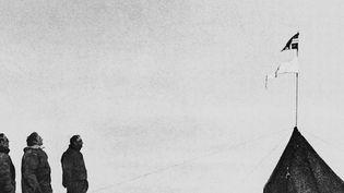 14 décembre 1911 : retour sur la conquête du Pôle Sud par la Norvège (France 2)