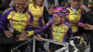 Cyclisme : le centenaire Robert Marchand est mort (FRANCEINFO)
