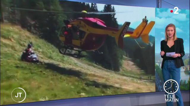 Sud-Est: les secouristes décédés était dans un hélicoptère de la Sécurité civile