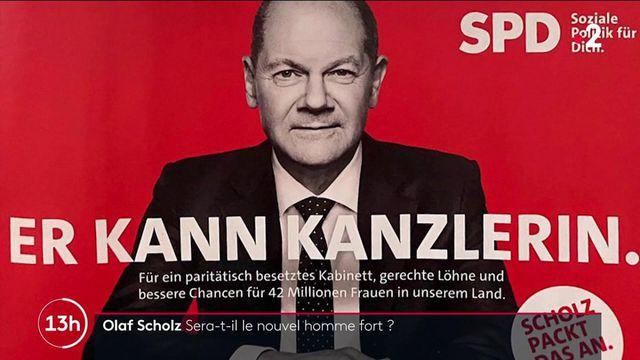 Élections législatives allemandes : qui est Olaf Scholz, arrivé en tête ?