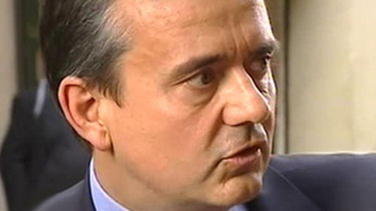Yves Jégo, député UMP de Seine-et-Marne. (France 2)