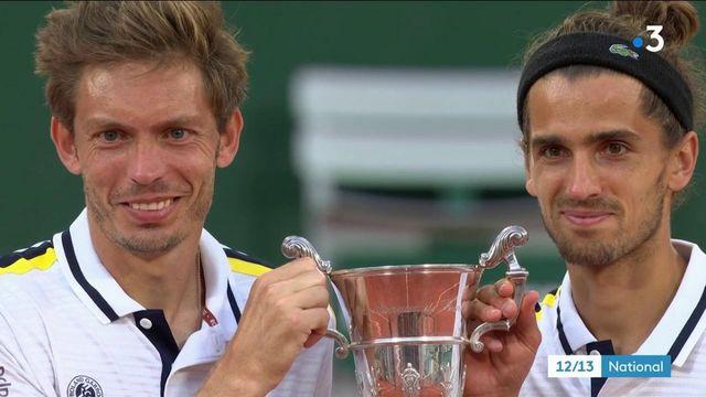Roland-Garros : le sacre de Pierre-Hugues Herbert et Nicolas Mahut