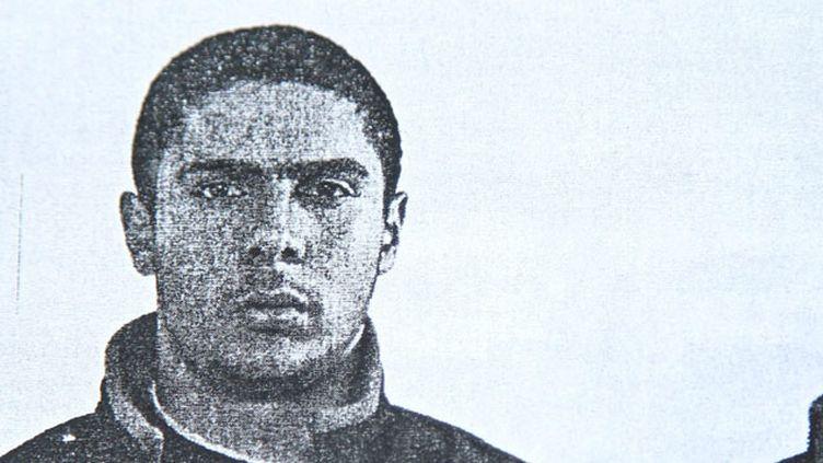 (Medhi Nemmouche, soupçonné d'avoir été le geôlier de quatre otages français en Syrie © MaxPPP)