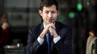 François-Xavier Bellamy, adjoint au maire de Versailles (Yvelines), le 28 janvier 2019 à Paris. (CHRISTOPHE ARCHAMBAULT / AFP)
