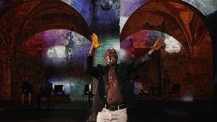 """""""Kalakuta Republik"""" ballet contemporain de Serge Aimé Koulibaly  (Christophe Raynaud De Lage)"""