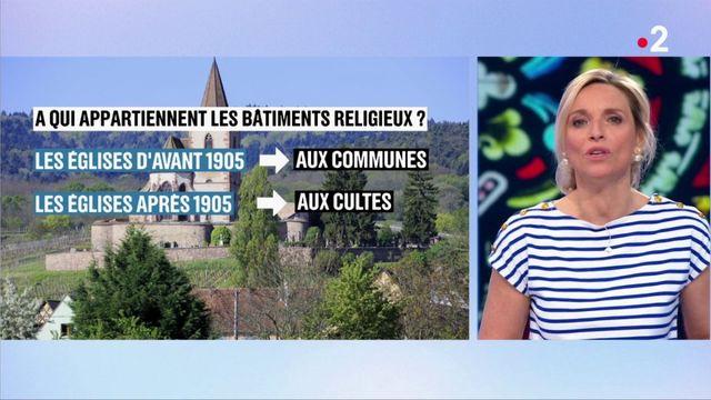 Patrimoine : les églises de France en mauvais état