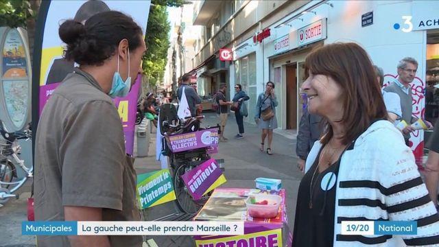 Municipales : la gauche peut-elle l'emporter à Marseille ?