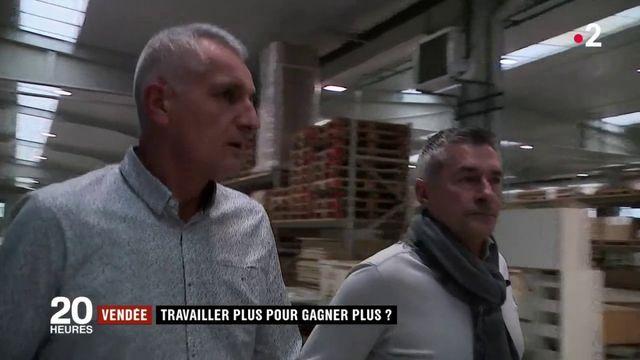 Vendée : travailler plus pour gagner plus ?