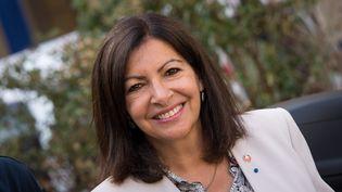 La maire de Pairs, Anne Hidalgo, le 16 juillet 2019. (RICCARDO MILANI / HANS LUCAS / AFP)