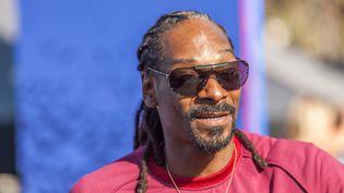 Snoop Dogg le 30 mai 2015 à Avalon, en Californie  (Daren Fentiman / ZUMA Wire / Zuma Press / MaxPPP)