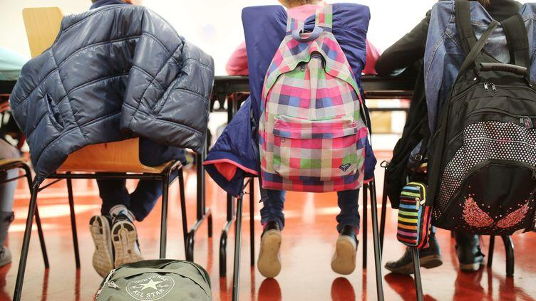 """Un exercice sur les préjugés a été retiré des sites des académies de Rennes et de Nice, rapporte """"Le Parisien"""", le 7 novembre 2015. (MAXPPP)"""