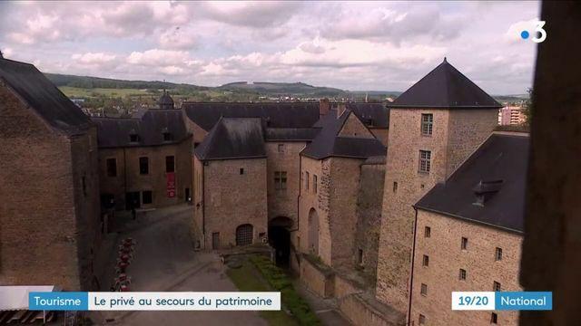 Patrimoine : sauver les châteaux grâce à l'hôtellerie