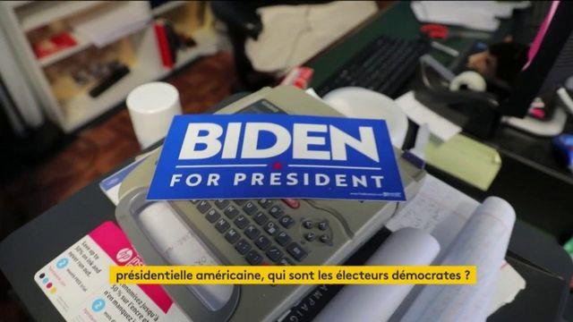Présidentielle américaine : à la rencontre des partisans du démocrate Joe Biden