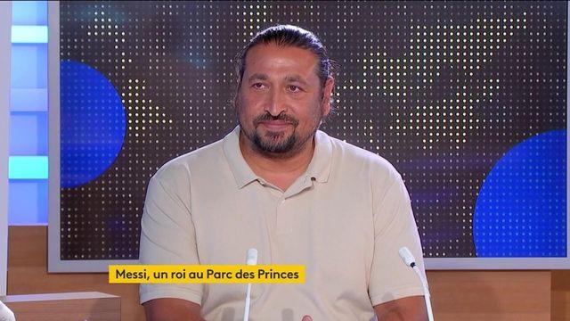 Football : l'ancien capitaine du PSG Éric Rabesandratana décrypte l'arrivée de Lionel Messi à Paris