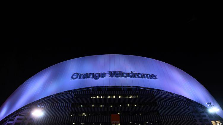Le maire de Marseille veut vendre le stade Vélodrome (BORIS HORVAT / AFP)