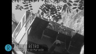 Le funiculaire de Marseille (FTR)