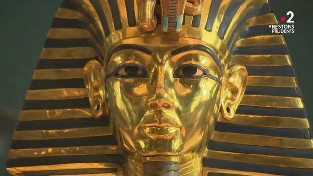 Toutankhamon : il y a 98 ans, son tombeau était découvert