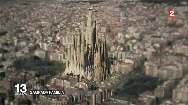 Sagrada Familia : la fin des travaux prévue en 2026