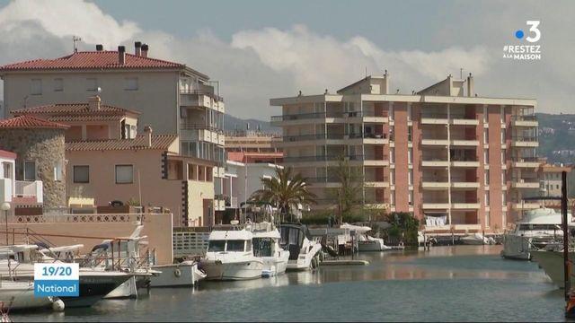 Espagne : des Français aperçus sur la Costa Brava malgré le confinement
