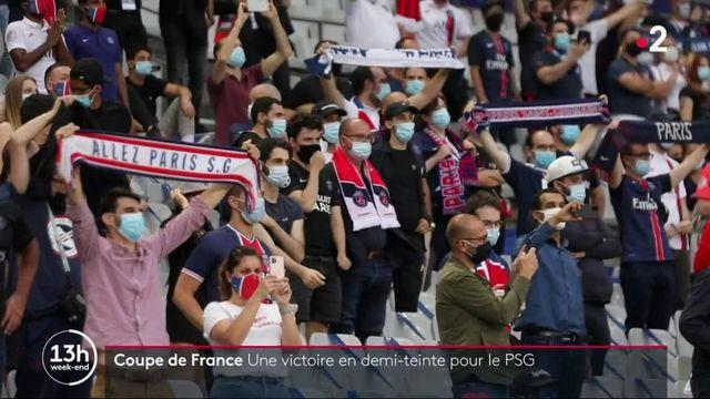 Coupe de France : une victoire au goût amer pour Paris