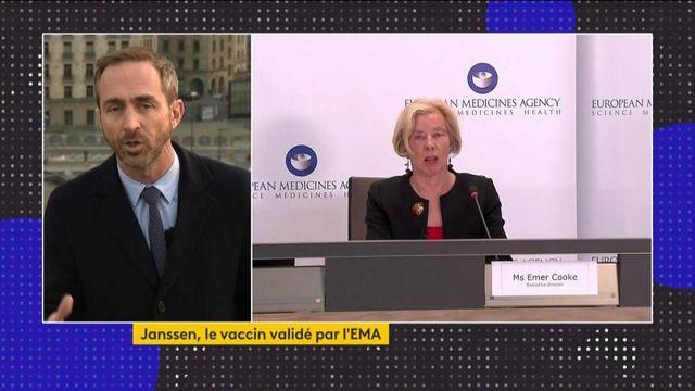 Covid-19 : le vaccin Janssen validé par l'Agence européenne