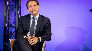 Le secrétaire d'État chargé du Numérique, Cédric O. (CHRISTOPHE MORIN / MAXPPP)