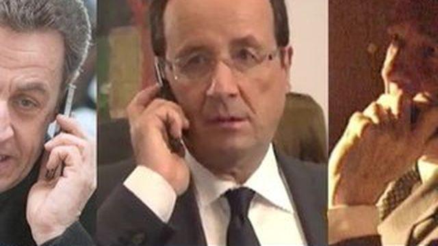 Chirac, Sarkozy et Hollande mis sur écoute par les États-Unis