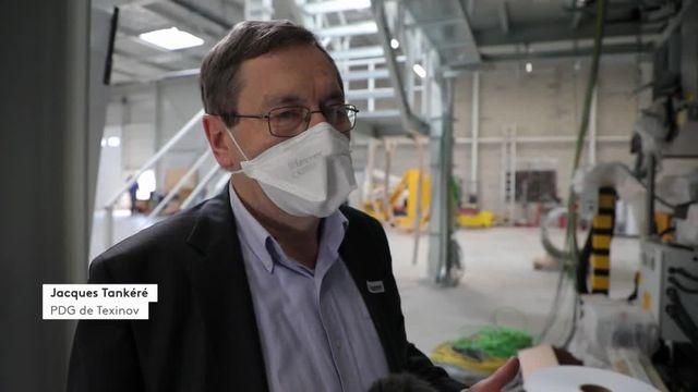 La crise sanitaire a souligné les reculs français en matière de production industrielle, notamment dans le domaine de la santé. Depuis, la production rattrape son retard au niveau des masques sanitaires, mais peine à trouver preneur dans un marché toujours plus concurrentiel.