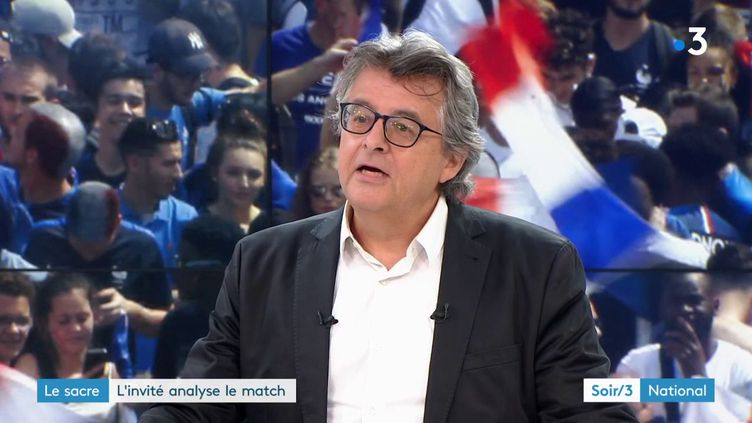 Pierre-Marie Descamps (France 3)
