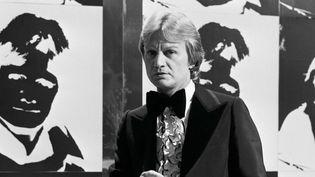 Le chanteur Claude François en 1976  ( JEANNEAU/SIPA)
