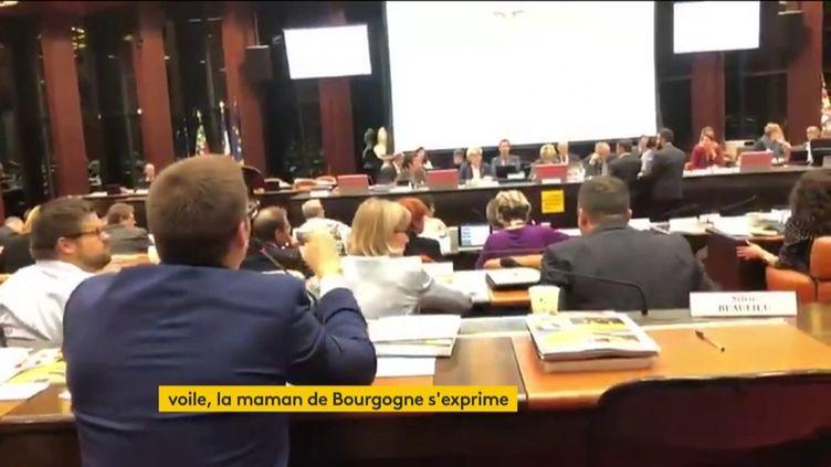 Conseil régional (FRANCEINFO)