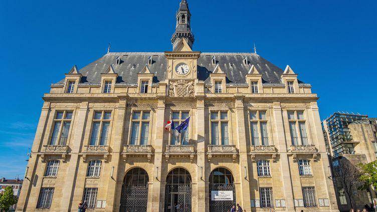 L'hôtel de ville de Saint-Denis (Seine-Saint-Denis). (GARDEL BERTRAND / HEMIS.FR / HEMIS.FR)
