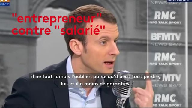 Macron : maladresse ou mépris de classe ?