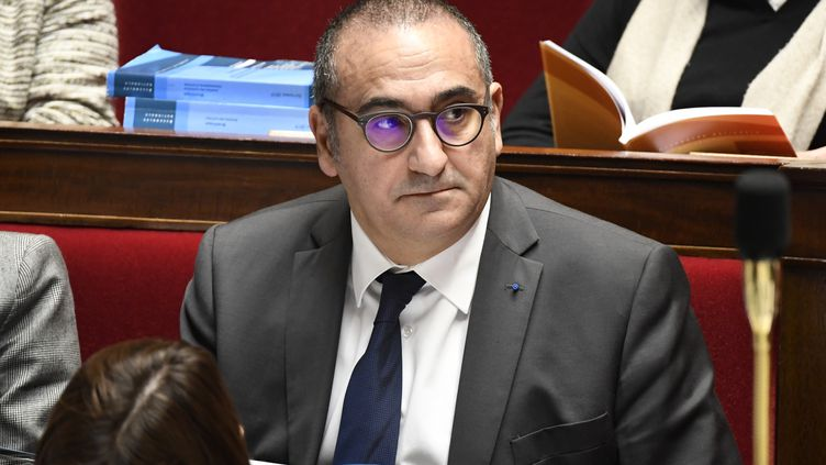Laurent Nuñez, à l'Assemblée nationale, le 12 novembre 2019. (BERTRAND GUAY / AFP)