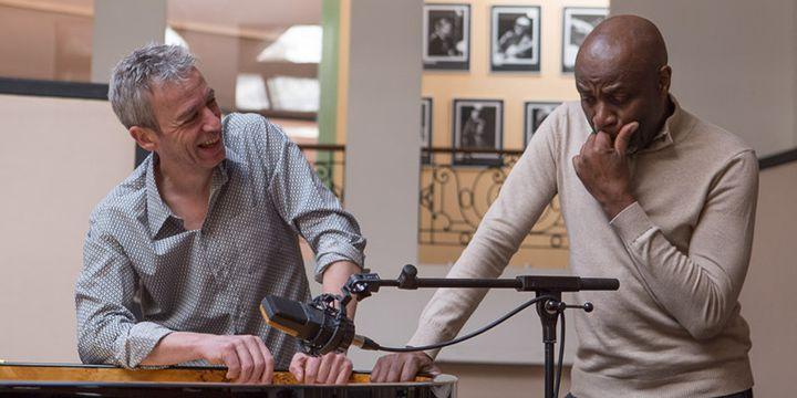 Laurent de Wilde et Ray Lema  (Alex Jonas)