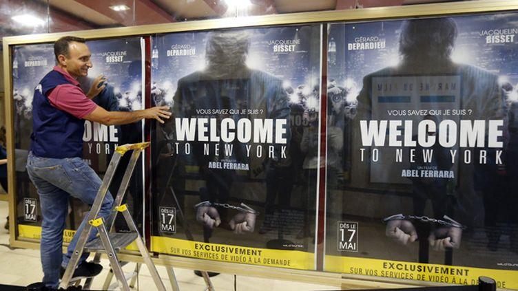 (Projeté hors sélection samedi soir à Cannes, le film d'Abel Ferrara inspiré de l'affaire DSK n'a pas été le choc annoncé © Guillaume Horcajuelo)